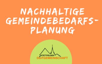 Gemeindebedarfsplanung